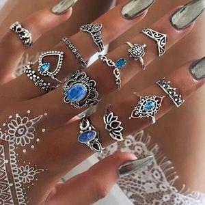 Jewelry - Delilah Rings Set